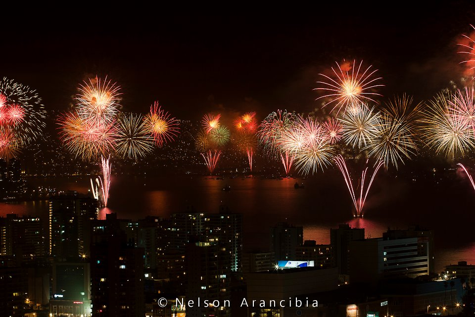 Fuegos Artificiales Ano Nuevo 2012 El Martutino Cl Noticias De