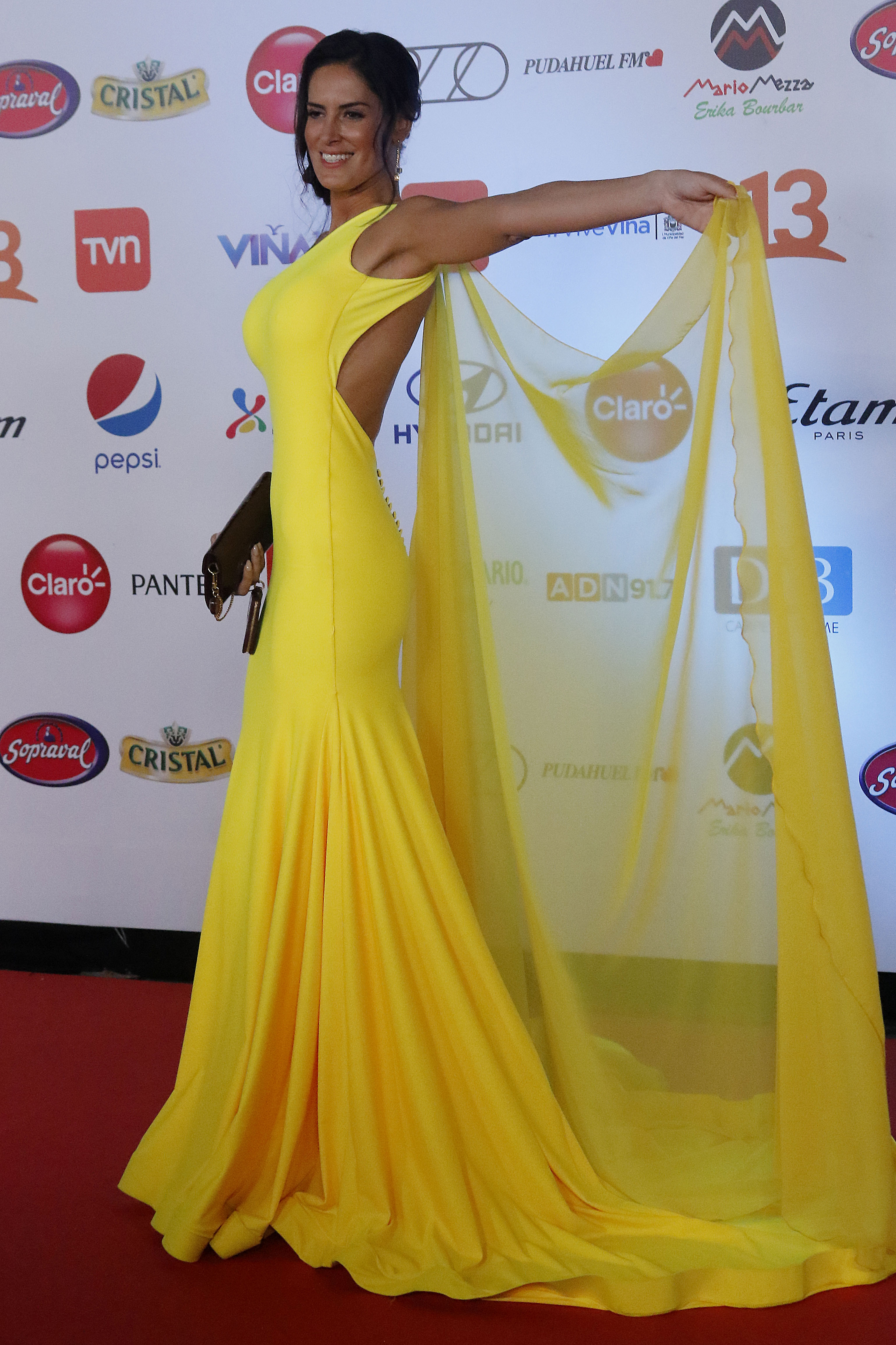 9c5d2f59a Los mejores y peores vestidos de la Gala Viña 2019  FOTOS