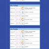 Pronóstico del Tiempo en la V Región: Fin de semana nublado y con chubascos