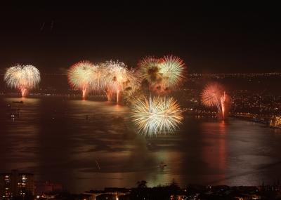 Ano Nuevo En El Mar 2015 Estos Son Los Puntos De Lanzamiento De Los