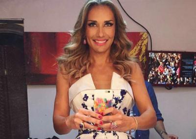Carolina de Moras deslumbró con su vestido en la cuarta noche de ...