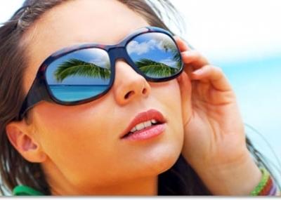 Resultado de imagen para personas con lentes de sol